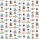 Little Bugs by Kim Dettmer