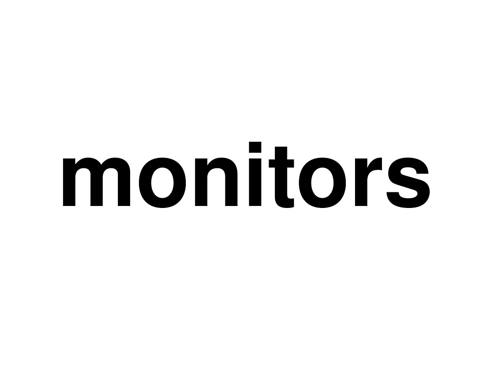 monitors by ninov94