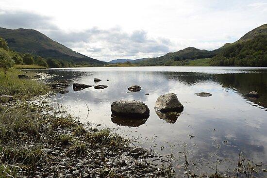 Loch Lubhair by David Rankin