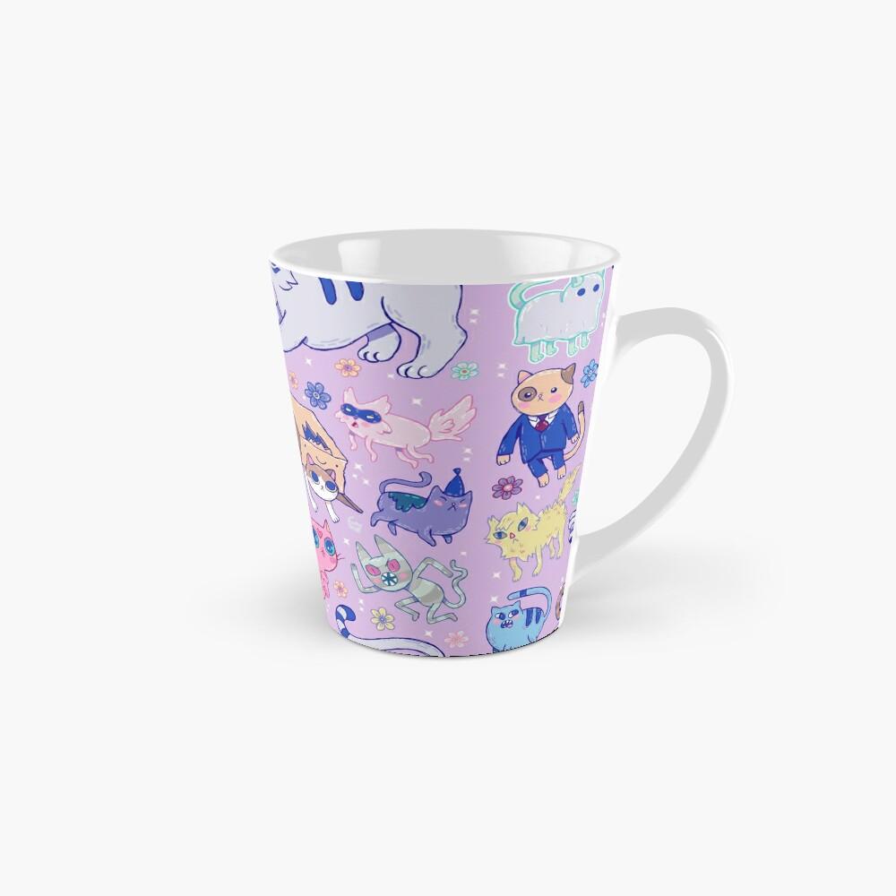 Cats Adventure Tall Mug
