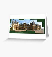 Waddesdon Manor - Buckinghamshire, England Greeting Card