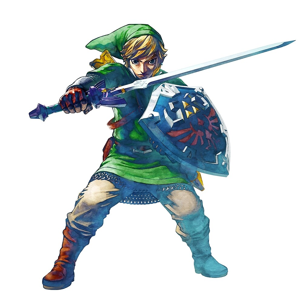 Link's Skyward Sword! by RileyHuang