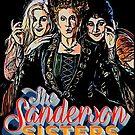 die Sanderson Sisters von American  Artist