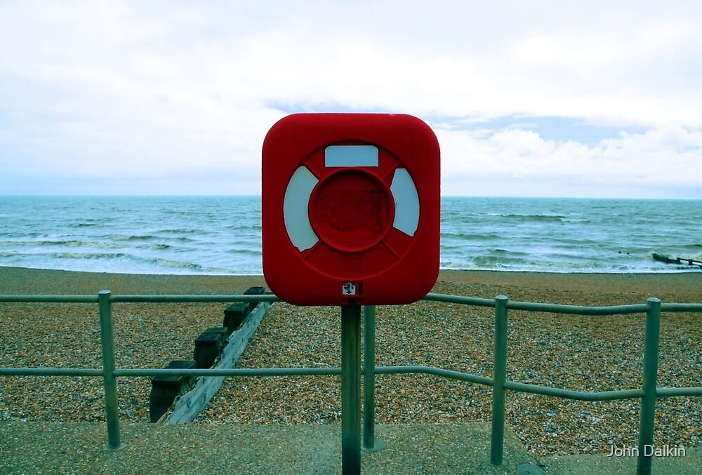Beach Safety by John Dalkin