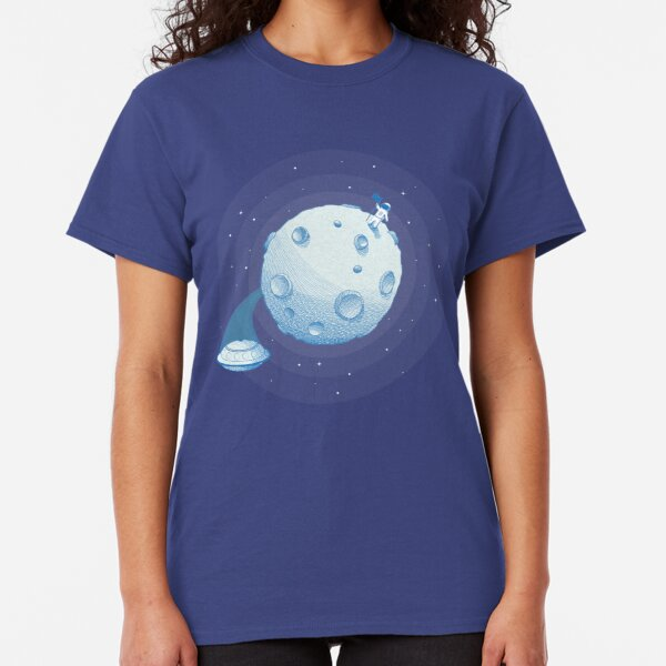 Invaders from Earth Classic T-Shirt