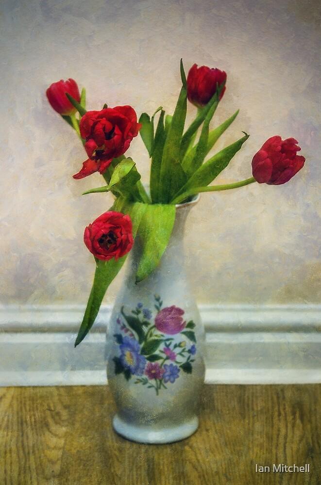 Tulip Love by Ian Mitchell