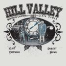 Hill Valley 1885 by theycutthepower