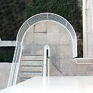 Sculptural Stair by CallinoisArt