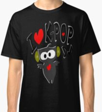 I love kpop owl vector art Classic T-Shirt