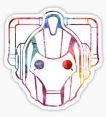 Cyber-Upgraded Sticker