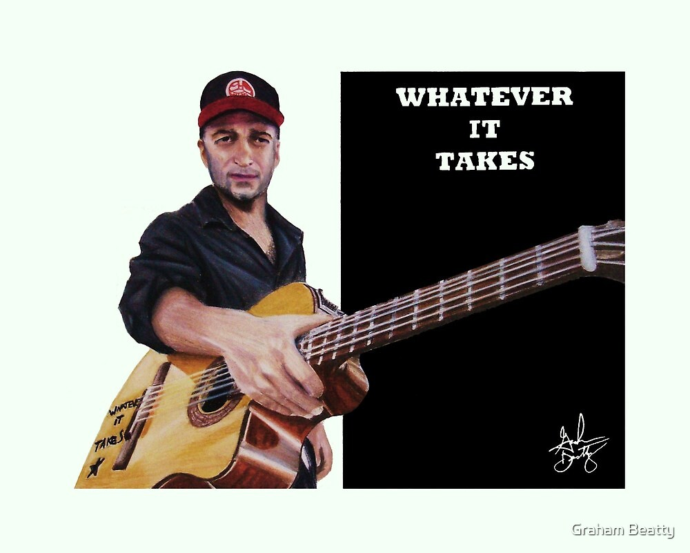 Tom Morello: The Nightwatchman by Graham Beatty