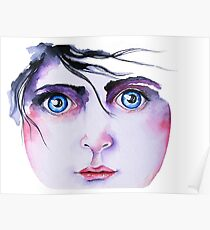 Blue-eyed Poster