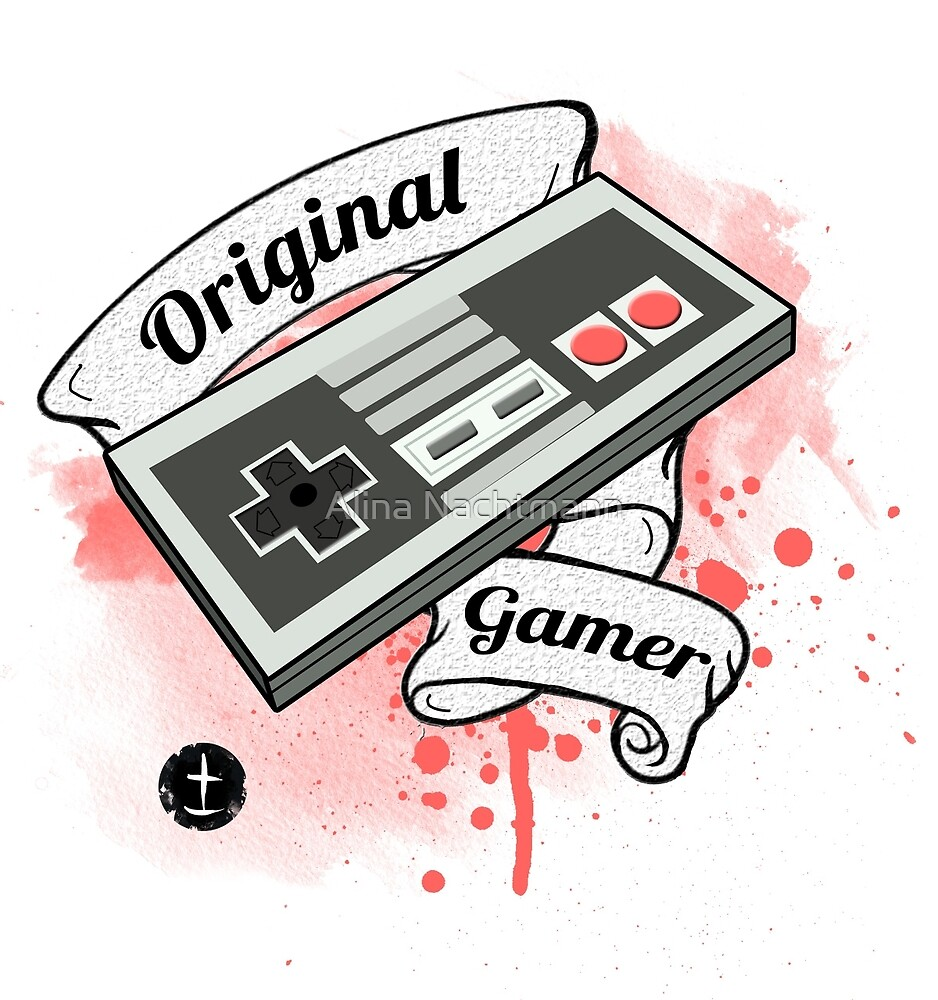 Original Gamer by tigalina