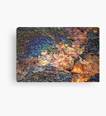 human on nature Canvas Print