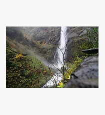 mountain of water Photographic Print