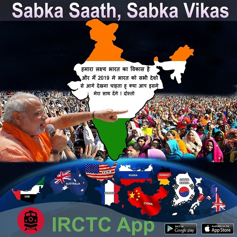 Make easy travel with Indian Railway App by SwatiBhardwaj