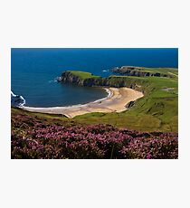 silver strand Photographic Print