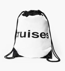 cruises Drawstring Bag