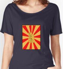 Rising Sun Buddha II Women's Relaxed Fit T-Shirt