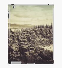 Thingvellir iPad Case/Skin