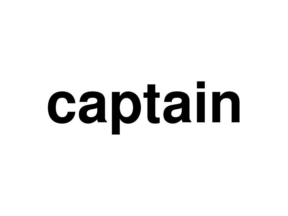 captain by ninov94