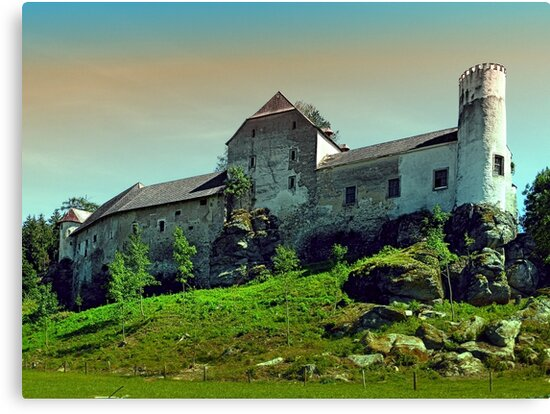 Waldenfels castle by Patrick Jobst