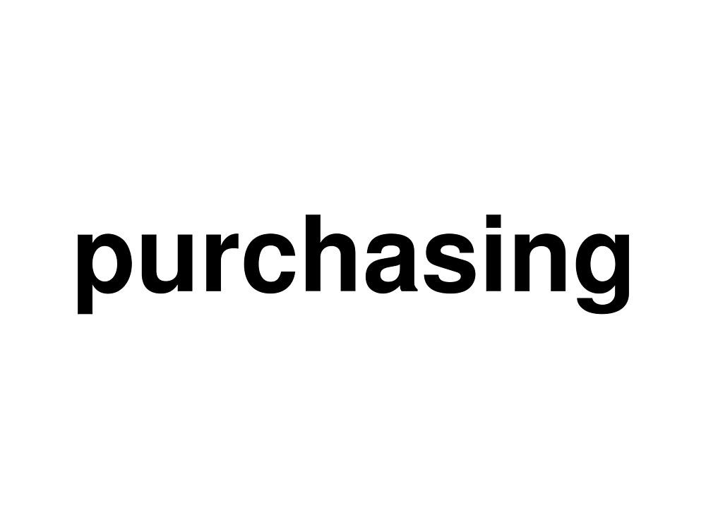 purchasing by ninov94