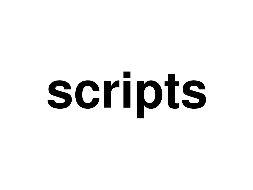 scripts by ninov94