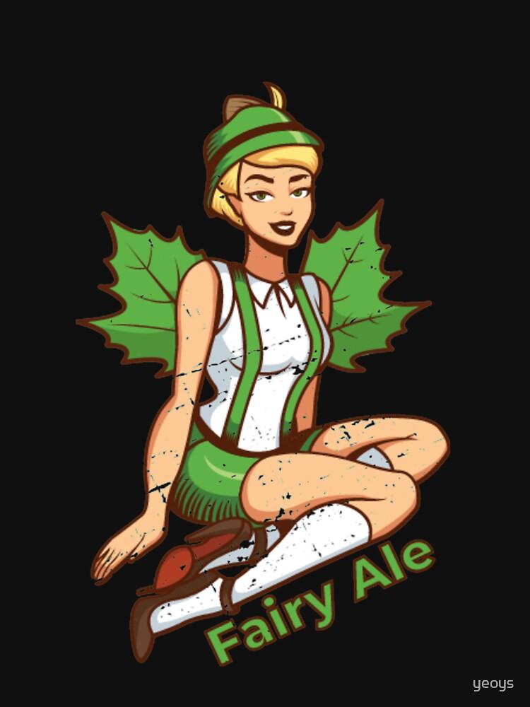Fairy Ale - Pale Ale von yeoys