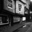 Tha Shambles, York 2 by Kimberley Davitt
