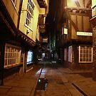 The Shambles, York 1 by Kimberley Davitt