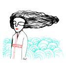 Wind & Wave by littlearty