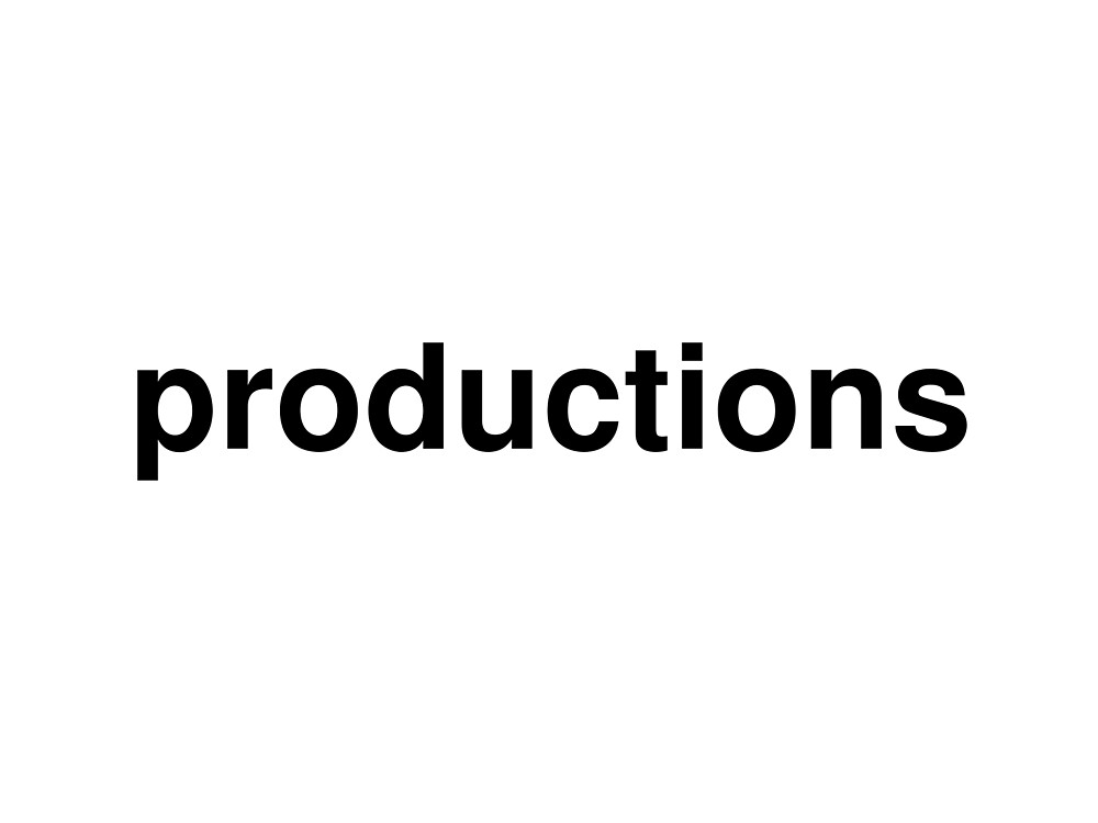 productions by ninov94