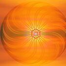 Sacral Chakra ~ Orange ~ Svadisthana ~ Female by JuliaKHarwood