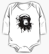 Monkey Business One Piece - Long Sleeve