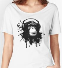 Monkey Business Women's Relaxed Fit T-Shirt