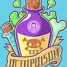 Octopoison by octoflyart
