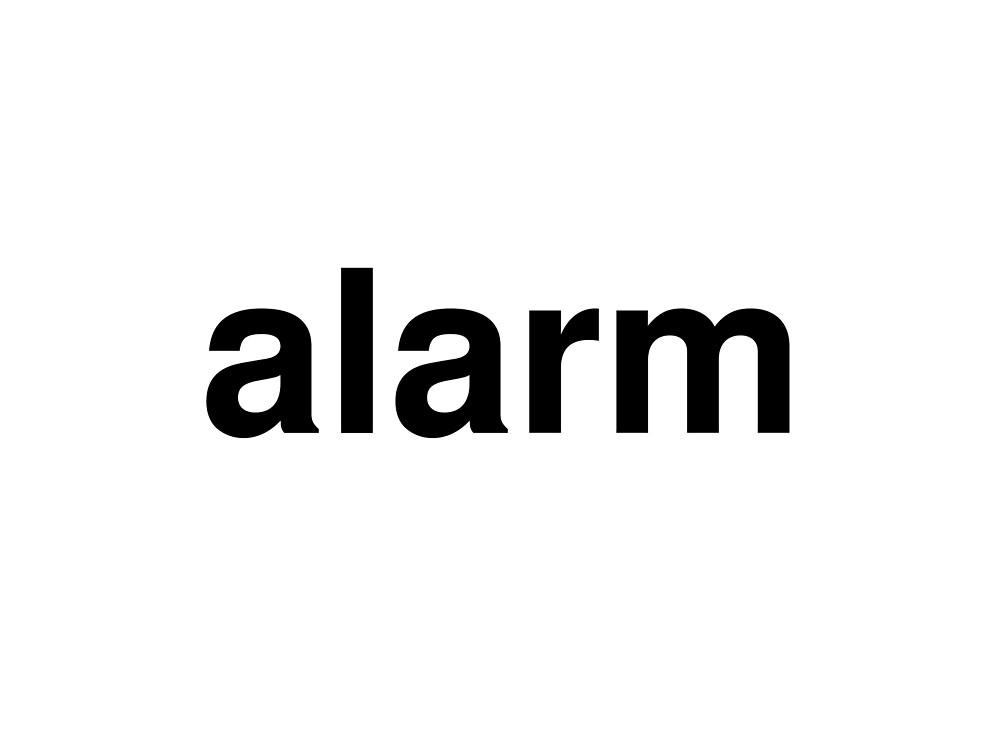 alarm by ninov94