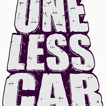 one less car 2 by robay