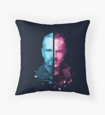 Breaking Bad - White/Pinkman Throw Pillow