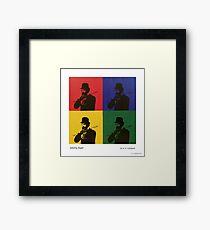 Jimmy Dyer Framed Print