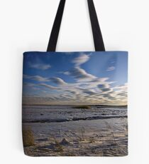 Great Marsh, Plum Island Tote Bag
