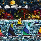 Come Sail Away Tonight by Monica Engeler