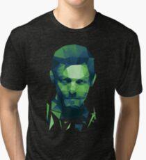 Daryl Dixon - The Walking Dead Tri-blend T-Shirt