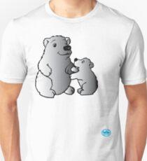 uk bears tshirt by rogers bros Unisex T-Shirt