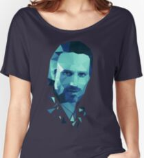 Rick Grimes - The Walking Dead Women's Relaxed Fit T-Shirt