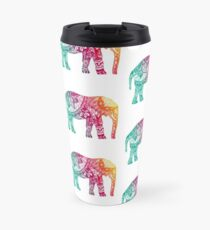 Warm Elephant Travel Mug