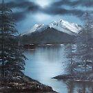 """Birkenhead Lake ""  Britsh Colmubia..Canada by Alan Harris"
