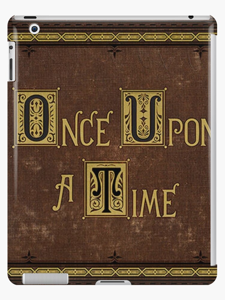 Once Upon A Time Book by ButterfliesT