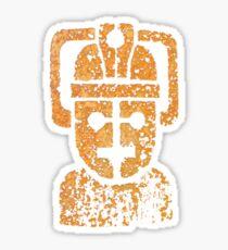 Rusty the Cyberman, Small Chest Emblem Sticker